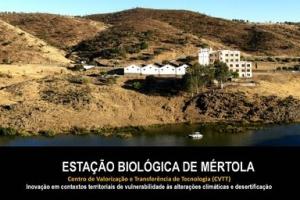 Estação Biológica de Mértola apresentada no dia 13 de dezembro de 2019